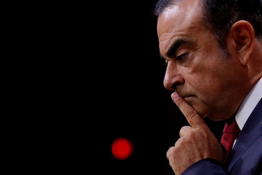 File photo of Former Nissan Chairman and CEO Carlos Ghosn. (Image: Reuters)