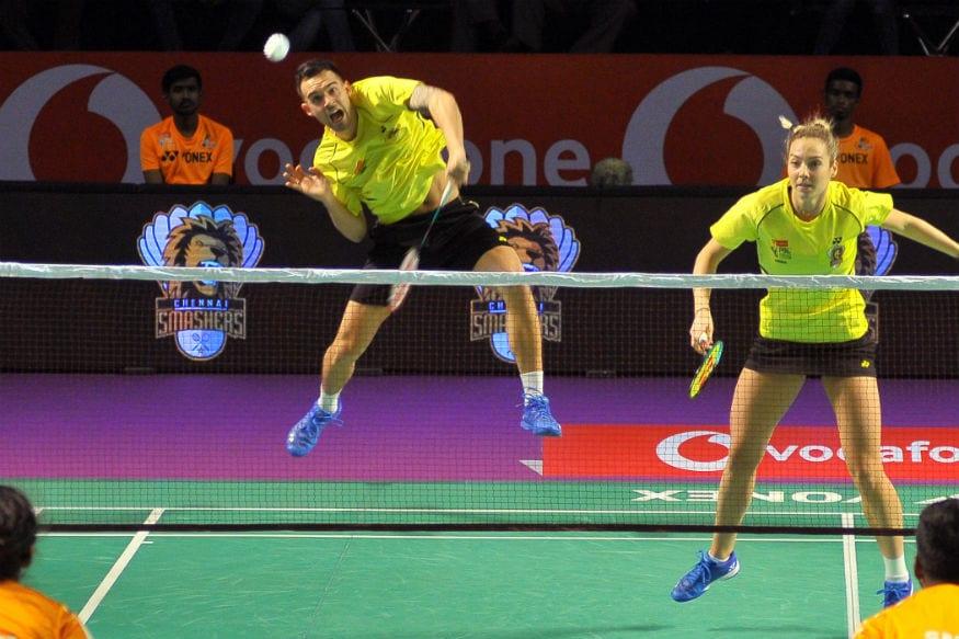 PBL 4: Chennai Smashers Thrash Ahmedabad Smash Masters - News18