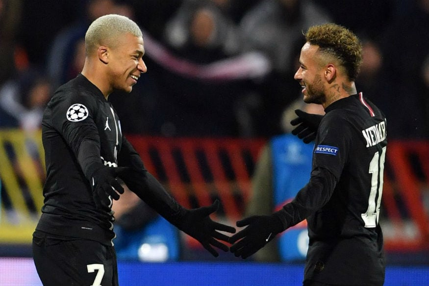 'Humble' PSG Keeping Cool Heads After Making Champions League Last 16