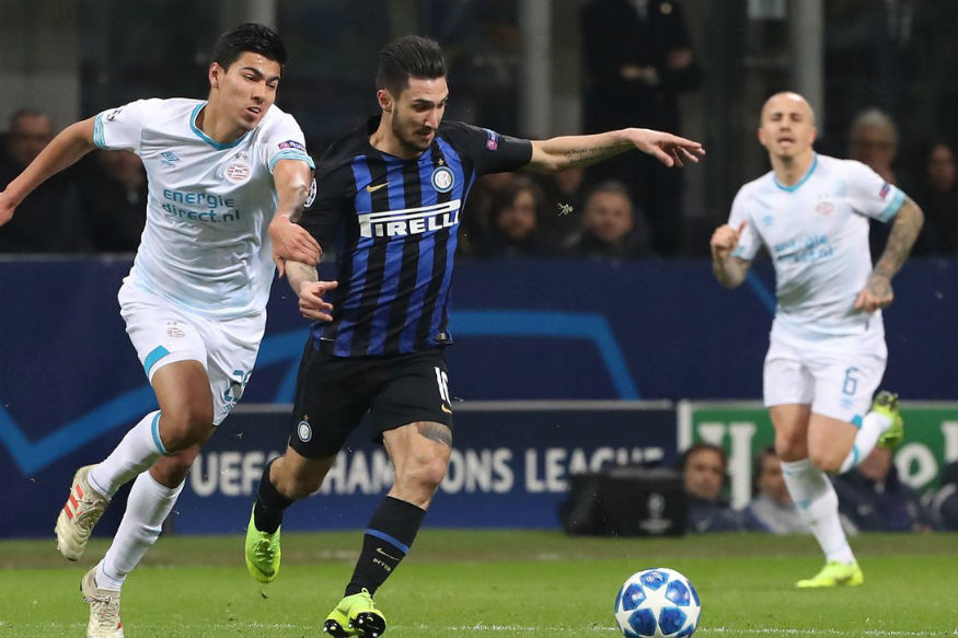 Inter Milan Out of Champions League After PSV Stalemate
