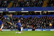 Jamie Vardy Strikes as Leicester Stun Chelsea