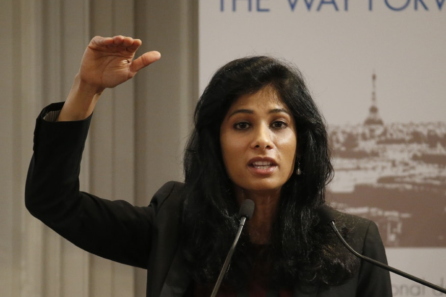 IMFs Gita Gopinath Projects Economic Recovery for India in First Half of
