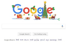 Christmas 2018: Google Doodle Wishes 'Happy Holidays' With Animated Logo