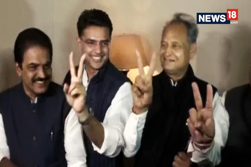 Ashok Gehlot As Rajasthan CM: Why Congress Choose Him And The Future