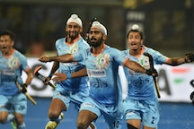 Hockey World Cup 2018: Spirited India Play Out 2-2 Draw Against Belgium