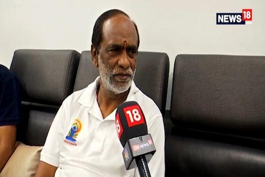 File photo of Telangana BJP chief K Laxman.