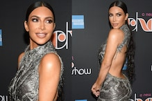 PICS: Kim Kardashian Let Her Outfit Talk at The Cher Show