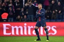 Mbappe Fires PSG Past Nantes as Monaco Lose Again