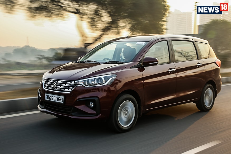 2018 Maruti Suzuki Ertiga First Drive Review Sensible Gets Stylish
