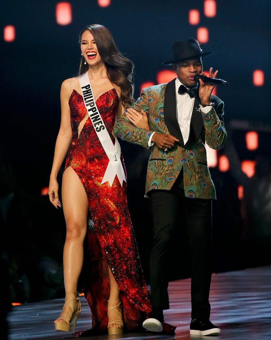 da3aed6fab15b Glamorous Pictures of Catriona Gray From Miss Universe Pageant -  Photogallery