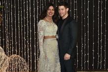 Priyanka Chopra & Nick Jonas' Star-Studded Wedding Reception