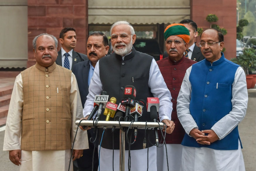 Accept People's Mandate With Humility: PM Modi After BJP's Poll Drubbing
