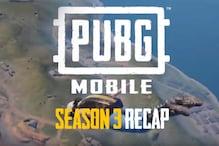 PUBG Mobile Season 3 Recap Video Released: Watch Video