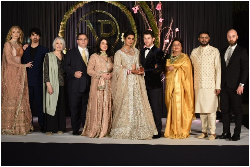 Priyanka Chopra and Nick Jonas Wedding Reception (6)