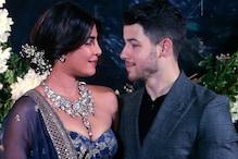 Priyanka, Nick Jonas Look Totally Smitten at Mumbai Reception