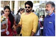 South Superstars Prabhas, Rana Daggubati in Jaipur for Wedding of Baahubali Director's Son, See Video