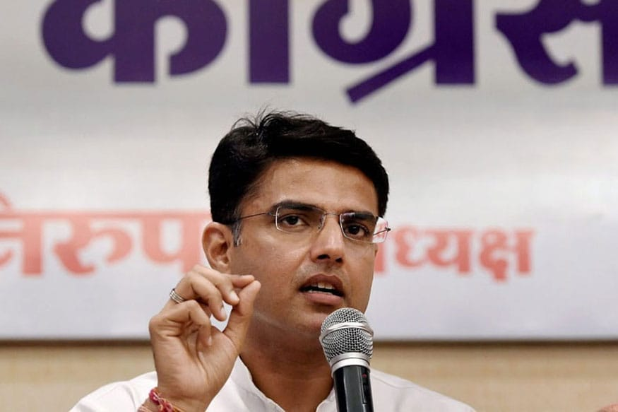 Congress Set to Form Government in Rajasthan, Says Sachin Pilot