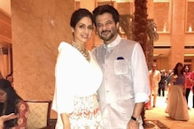 Anil Kapoor Used to Touch Sridevi's Feet Every Time they Would Meet. Here's Why