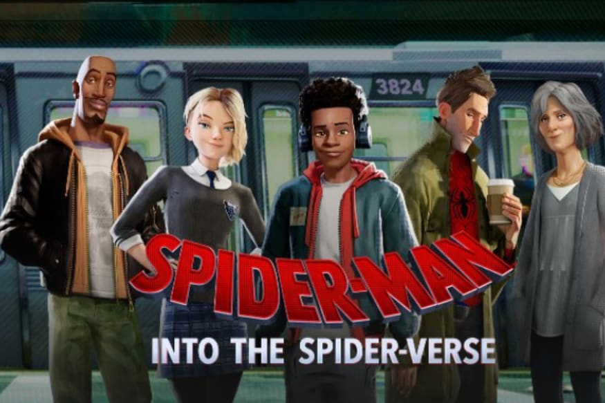 Spider-Man: Into The Spider-Verse Movie Review: A Riot of Sound and Design You Won't Complain About