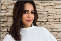 Swara Bhasker Visits Lalbaughcha Raja for Darshan But Ends Up Losing Her Shoes; Watch Video