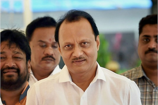 File photo of Ajit Pawar.