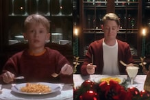 Home Alone Again: Macaulay Culkin Recreates His Scenes 28 Years Later