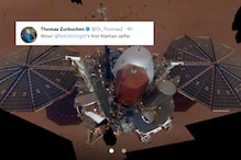NASA's InSight Just Snapped its First Ever Selfie on Mars and it is Out of this World