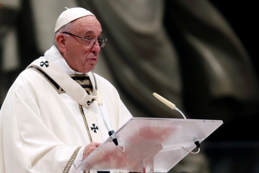 Pope: Abortion is Never OK, Equates it to 'Hiring a Hitman'