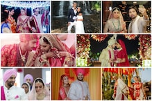 Year Ender 2018: Celebrities Who Tied the Knot in 2018