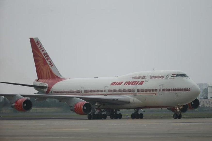 Air India Grounds Two Pilots After Plane 'Descends Rapidly' in Hong Kong