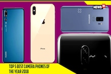 Top 5 Best Camera Phones of the Year 2018