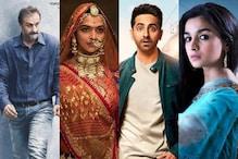 Sanju to Badhaai Ho: 10 Highest-Grossing Bollywood Movies of 2018