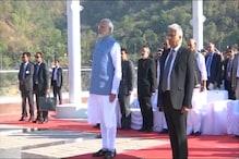 PM Modi Chairs 'Ek Bharat Shreshtha Bharat' Parade At Statue Of Unity