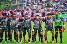 I-League: Buoyant Mohun Bagan Face Laggards Shillong Lajong