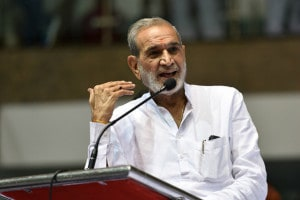 File photo of Congress leader Sajjan Kumar. (Getty Images)