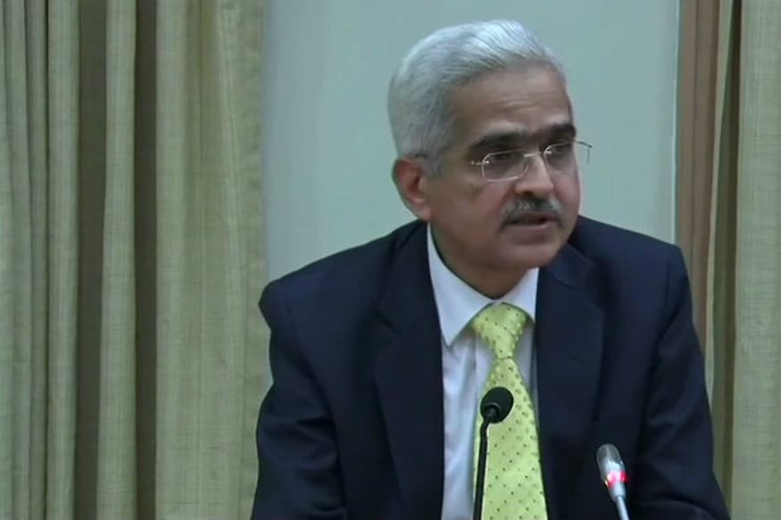 Modi Govt Declines RTI Query Asking for Details of Shaktikanta Das' Appointment as RBI Governor