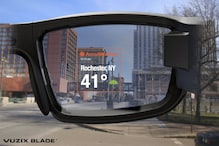 Smart Glasses With Augmented Reality Weather Info Coming From Vuzix And AccuWeather: Watch Video