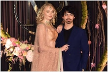 Sophie Turner Rocks 'Just Married' Sash As She Steps Out With Husband Joe Jonas in LA, Pics