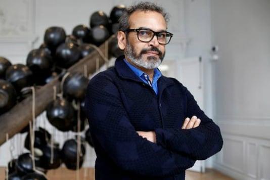 File photo of artist Subodh Gupta.