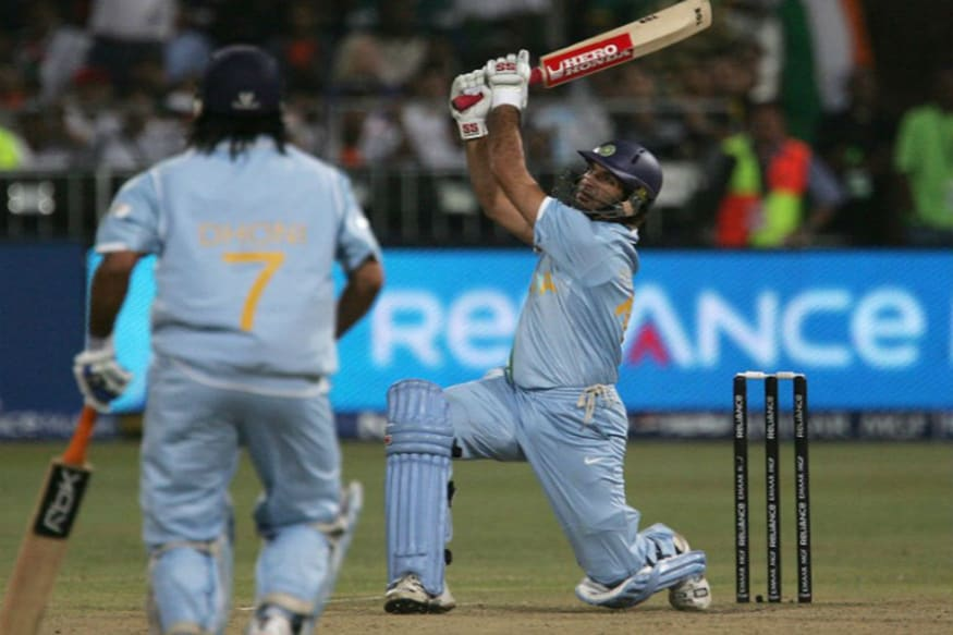 19th September 2007: Yuvraj Singh Sets T20 World Cup Alight With Six Sixes