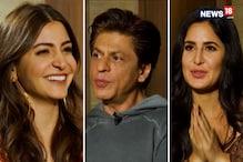 Hero In 'Zero': SRK, Anushka And Katrina Talk About Their New Release