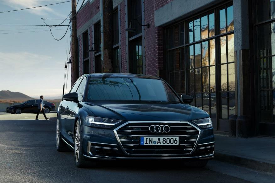 2019 Audi A8. (Image: Audi)