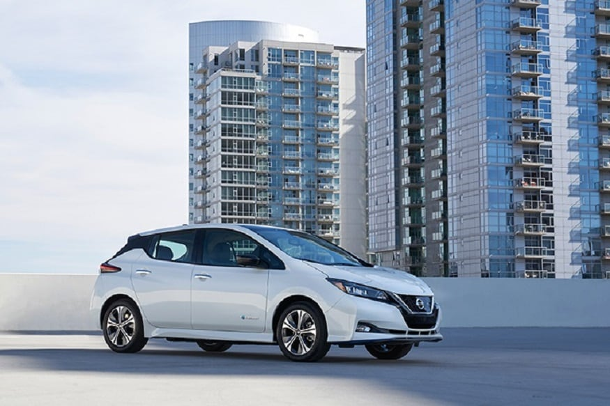 Nissan LEAF is the First Electric Car to Cross 4 Lakh EV Sales