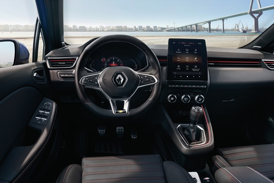 The New Renault Clio (fifth generation). (Image: AFP Relaxnews)