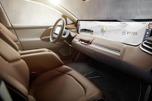 Byton Reveals Production Model With Full-Width Touchscreen Dash and Steering Wheel