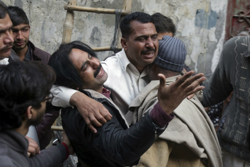 Day After Pakistan Killed 4 'IS Terrorists', Authorities Says They