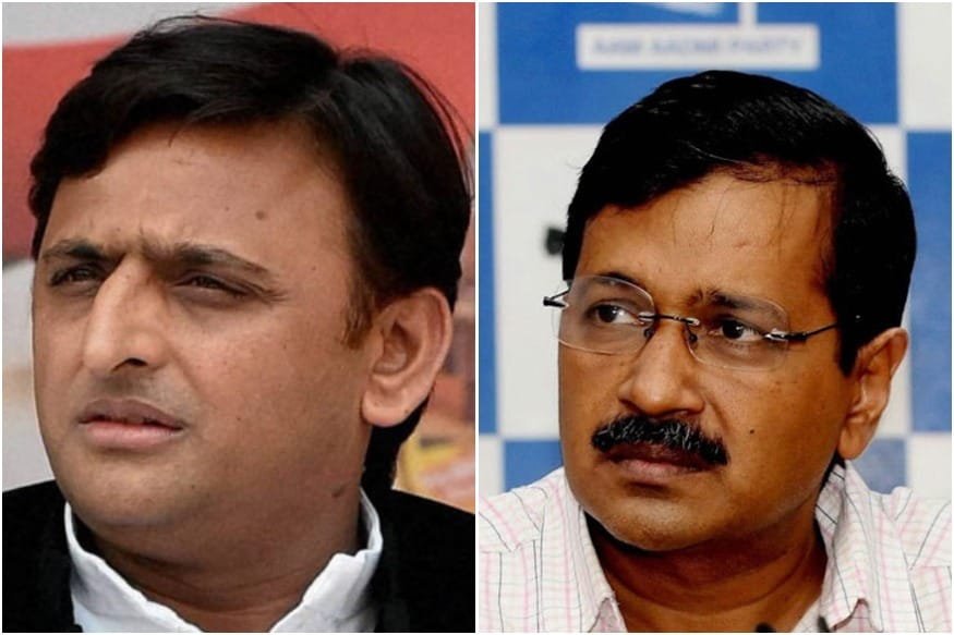Akhilesh Yadav, Arvind Kejriwal in Opposition Committee to Stop 'EVM Manipulation by BJP'