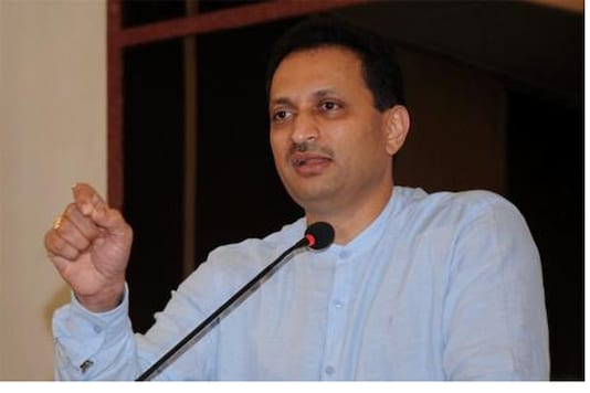 File photo of Anantkumar Hegde
