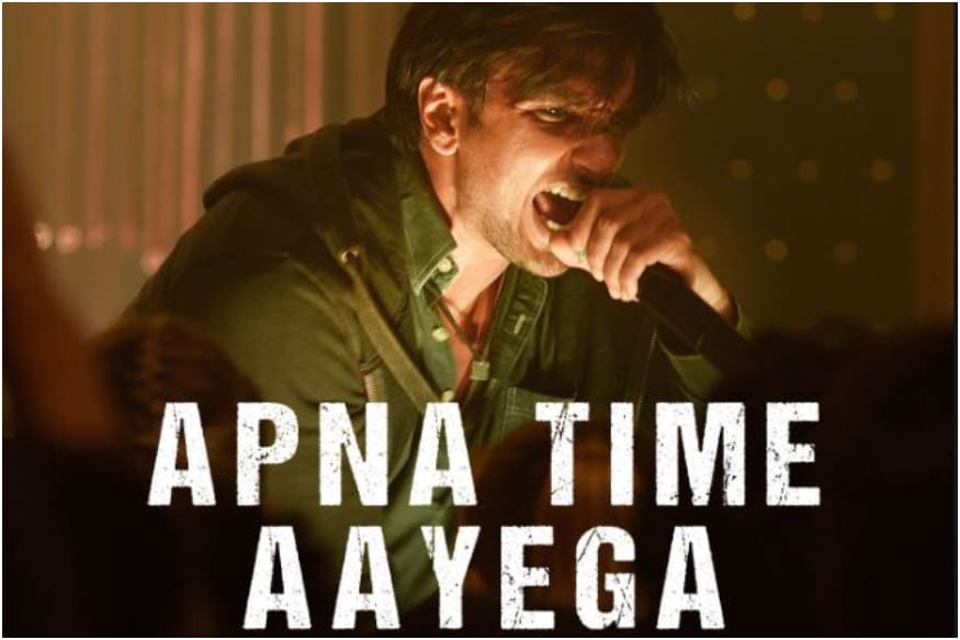 Gully Boy Apna Time Aayega Song Out: Ranveer Singh Nails it
