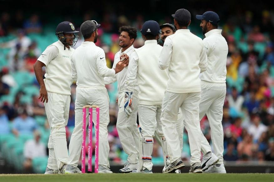 IN PICS | India vs Australia, Fourth Test, Day 4 in Sydney